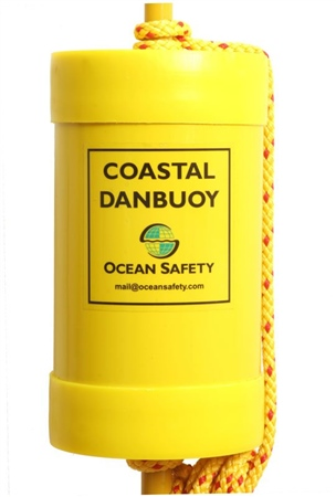 Ocean Safety Traditional Coastal Dan Buoy  - Click to view a larger image