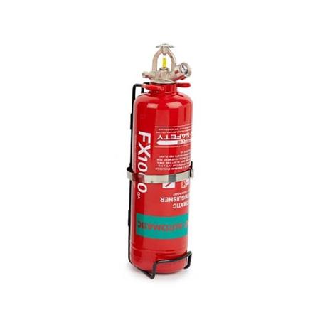 FX GTFE Halon Replacement Fire Extinguisher 1kg