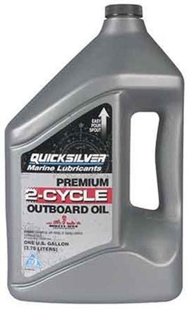 2 Stroke Outboard Oils - Premium TCW3 - 1Ltr