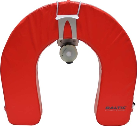 Baltic Firm Horse Shoe Buoy Kit  - Click to view a larger image