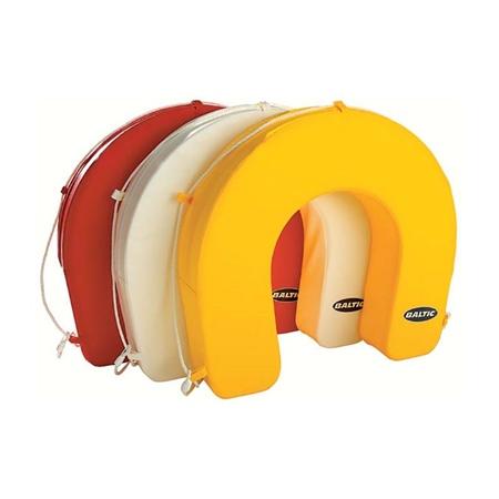 Osculati Horseshoe Buoy Yellow Pvc