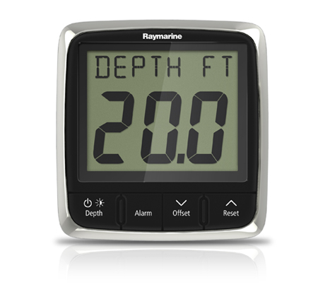 Raymarine i50 Depth Instrument Display - Digital