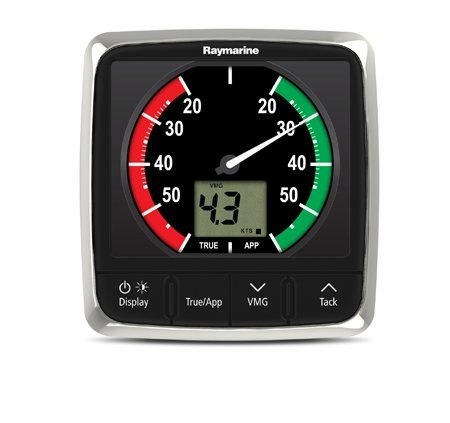 Raymarine i60 Close Hauled Wind Instrument Display
