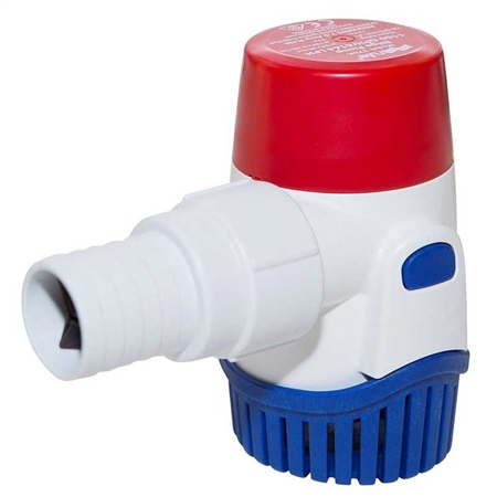 Rule 1100 Submersible Pump 24v DC  - Click to view a larger image