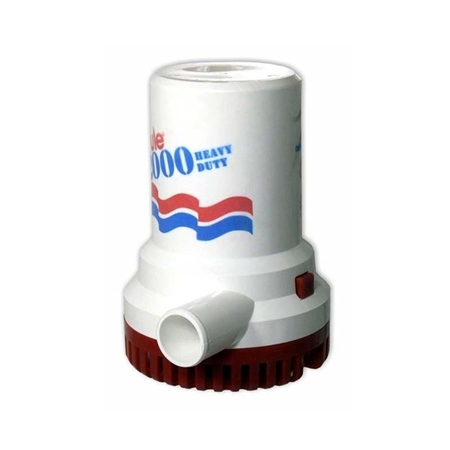 Rule 2000 Submersible Pump 12v DC