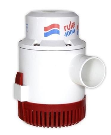 Rule 4000 Submersible Pump 12V DC