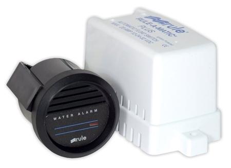 Rule The Hi-Water Bilge Alarm 24v