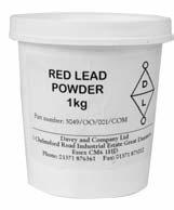 Gael Force Red Lead Powder