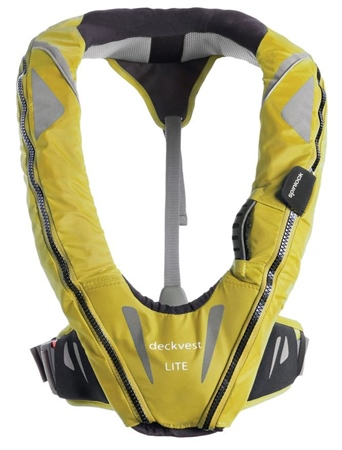 Spinlock Deckvest Lite 170N  - Click to view a larger image