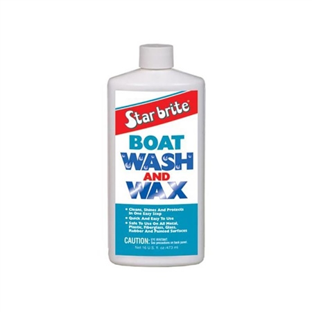 Starbrite Wash and Wax 500ml  - Click to view a larger image