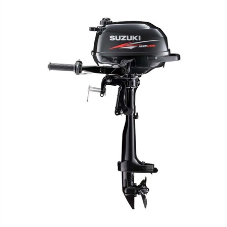 Suzuki 2.5hp 4-Stroke Outboard Motor - Short Shaft  - Click to view a larger image