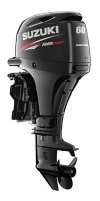 Suzuki 60hp 4-Stroke Outboard Motor