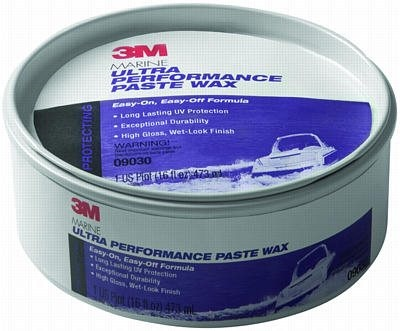3M Ultra Performance Paste Wax  - Click to view a larger image