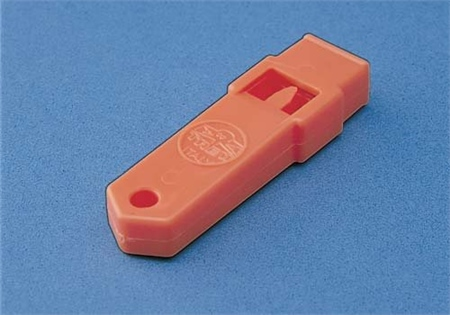Gael Force Plastic Whistle  - Click to view a larger image