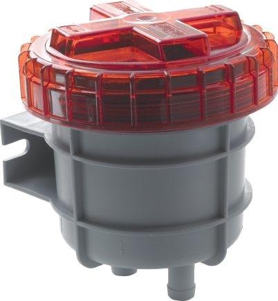 Vetus No-Smell Filter for Diesel Fuel - 16mm