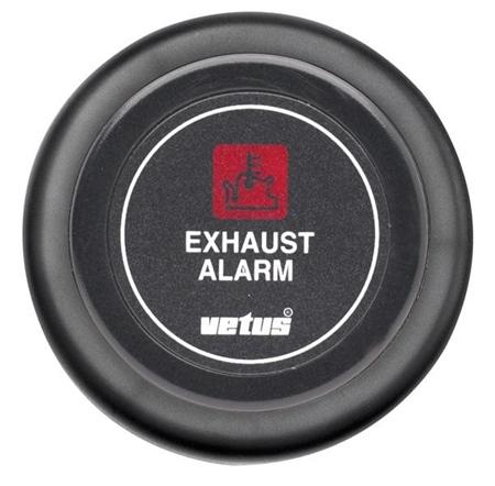 Exhaust Temperature Alarm - Excl  sensor - 12V