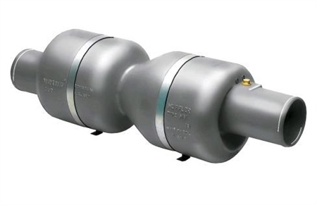 Vetus Exhust Muffler High Performance Craft 100mm  - Click to view a larger image