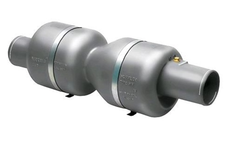 Vetus Exhust Muffler High Performance Craft 150mm  - Click to view a larger image