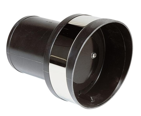Vetus Transom Exhaust Connection With Check Valve