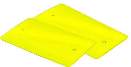 West System 808 Plastic Squeegee Spreaders - 2 Pack  - Click to view a larger image
