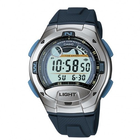 Casio Digital Tide Watch