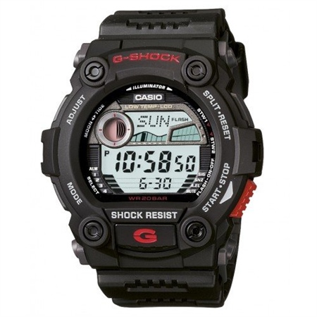 Casio G-shock Moon/Tide Yacht Watch