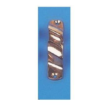 Davey & Co Deck Fairlead - Gunmetal Handed Pattern