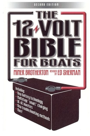 Adlard Coles The 12 Volt Bible for Boats  - Click to view a larger image