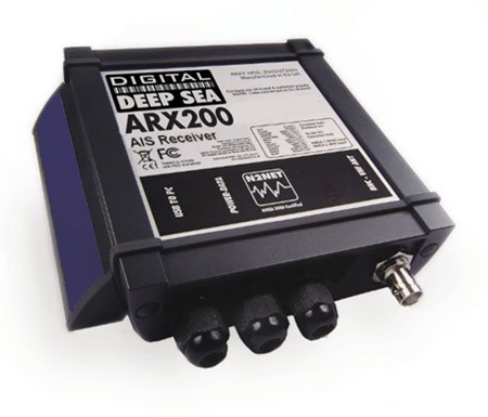 Digital Deep Sea ARX200 AIS Receiver with USB connectivity