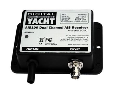 Digital Yacht AIS100 AIS Receiver (NMEA Out)