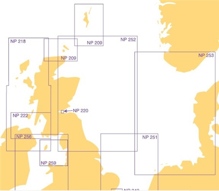 Admiralty Tidal Stream Atlas: N. Of Ireland, W. Of Scotland