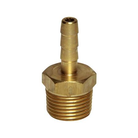 Gael Force Brass Taper Thread Male