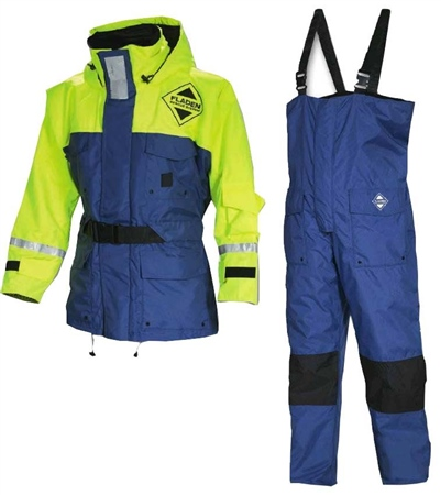 Fladen Scandia 2-Piece Flotation Suit (C1)  - Click to view a larger image