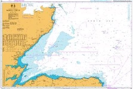 Admiralty Chart 115 Moray Firth  - Click to view a larger image