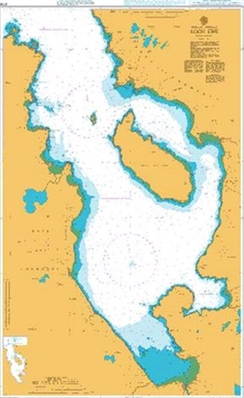 Admiralty Chart 3146 Loch Ewe  - Click to view a larger image