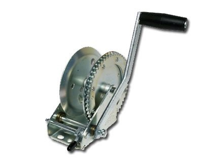 Fulton Manual Single Speed Winch: 2080kg Rolling Capacity