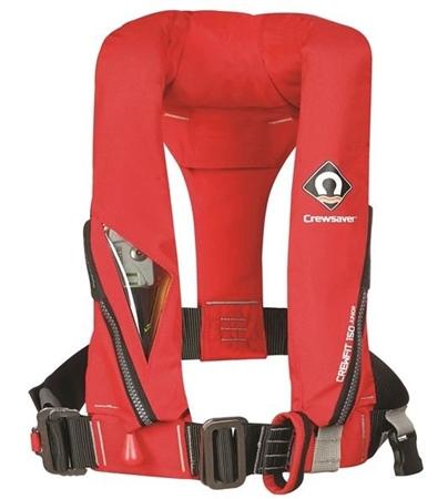 Crewsaver Crewfit 150N Junior Lifejacket  - Click to view a larger image