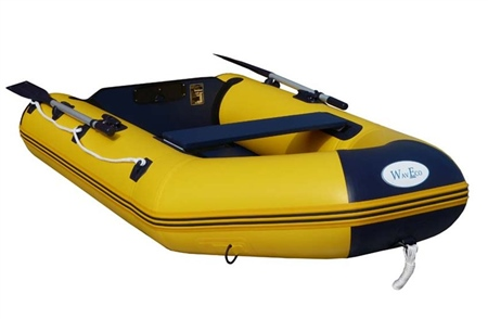 Waveco Ultra 2.5m Slatted Floor Inflatable Dinghy  - Click to view a larger image