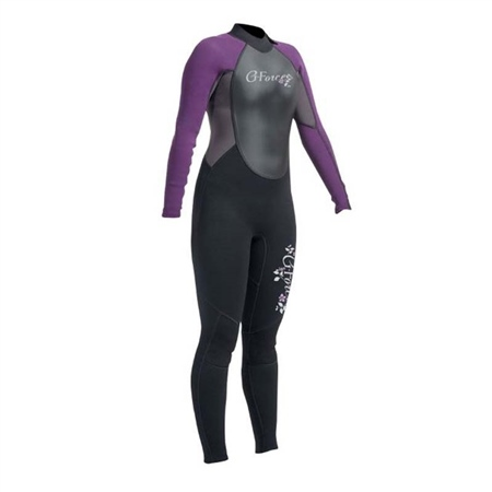 Gul Ladies G-Force 3mm FL Steamer Wetsuit  - Click to view a larger image