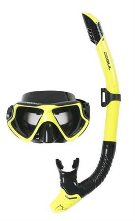 Gul Adult Tarpon Mask, Snorkel & Fin Set  - Click to view a larger image