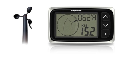 Raymarine i40 Wind Instrument with RotaVecta  - Click to view a larger image