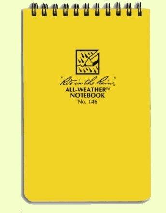 Gael Force Waterproof Notebook