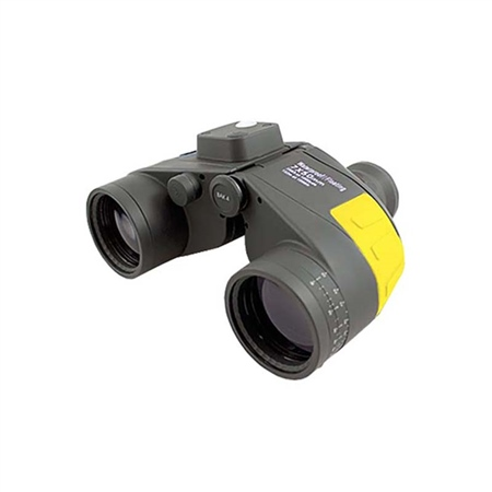 Gael Force 7x50 Floating Waterproof Binoculars w/Compass  - Click to view a larger image