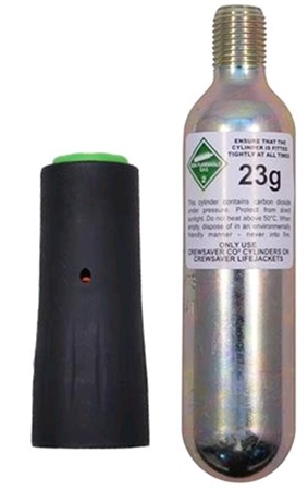 Crewsaver 23g Automatic Rearming Kit for Junior Crewfit  - Click to view a larger image
