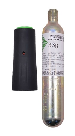 Crewsaver 33g Automatic Rearming Kit for Crewfit 165 Sport  - Click to view a larger image