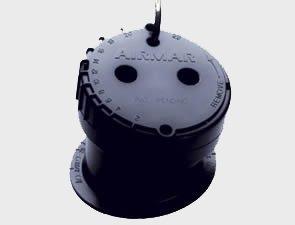 Raymarine P79 Adjustable In-Hull Angle Transducer
