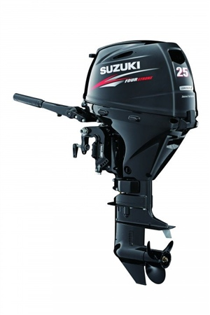 Suzuki 25hp 4-Stroke Outboard Engine - DF25ATL  - Click to view a larger image