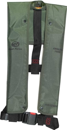 Gael Force Angler ISO 150N Lifejacket  - Click to view a larger image