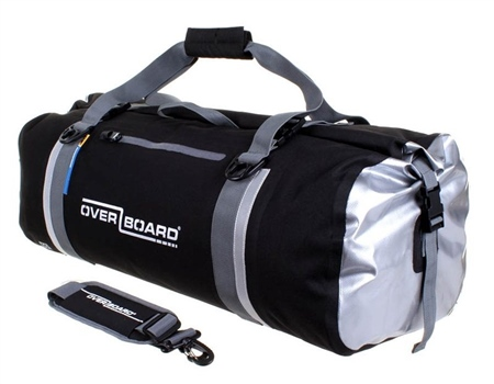 Overboard Classic Waterproof Duffel Bag 60ltr  - Click to view a larger image