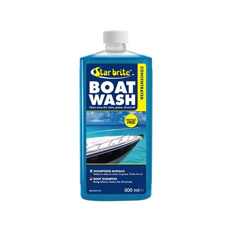 Starbrite Boat Wash in a Bottle 473ml  - Click to view a larger image
